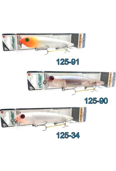River Seabass Bullet 12.5Cm 23Gr Popper Suni Yem