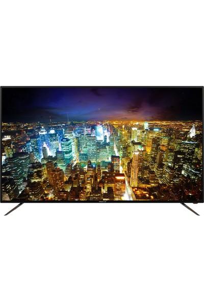 Profilo 55PA505T 55'' 140 Ekran Uydu Alıcılı 4K Ultra HD Smart LED TV