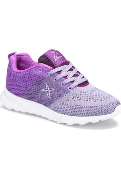 Fluse Kinetix Kadın Spor Ayakkabı Mor