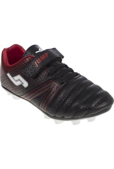 Jump 21973 Krampon Siyah Çocuk Spor Ayakkabı