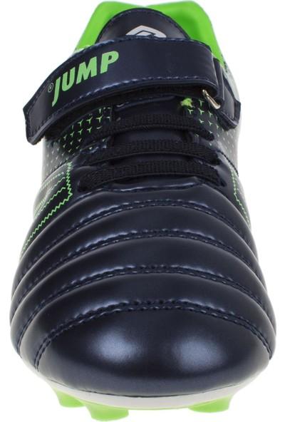 Jump 21973 Krampon Lacivert Çocuk Spor Ayakkabı