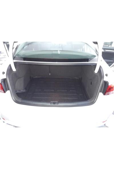 Cardanadamshop Audi A3 Sedan 2013-2018 Bagaj Havuzu Tam Uyumlu Kokusuz ve Boşluksuz