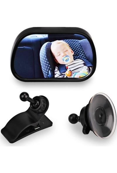 Carub Espejo Arka Tarafta Bebek Çocuk Kontrol Aynası