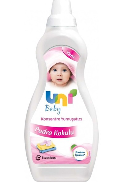 Uni Baby Konsantre Çamaşır Yumuşatıcı 1200 ml