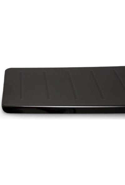 Omsaline Mercedes Vito/W447 Arka Tampon Eşiği P.Çelik (Siyah Krom) 2014 ve Sonrası