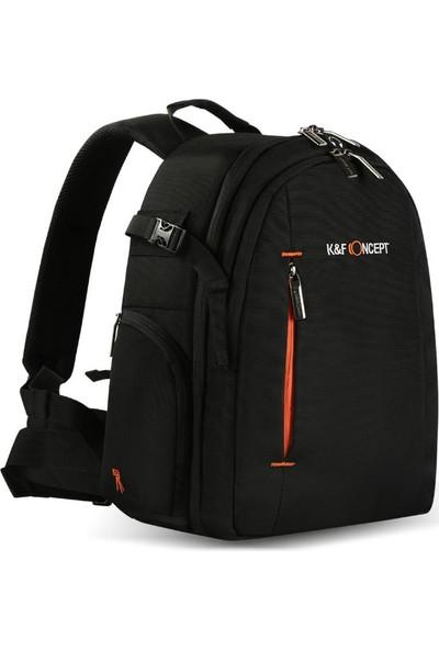 K&F Concept Siyah Sırt Çantası - S