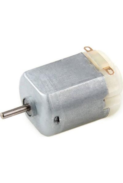 Arduino Dc 3V-6V-9V Oyuncak Motoru 3-6-9 Volt Dc Motor