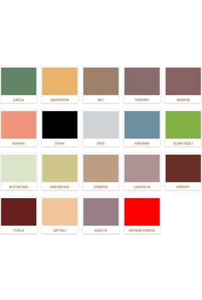 Pamukkale Prestige Silikonlu Dış Cephe Boyası 10 Kg C Baz Renkleri