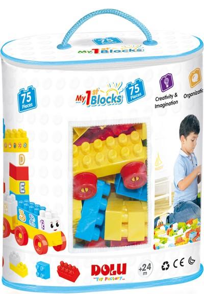 Dolu Deluxe Bloklar 75 Parça