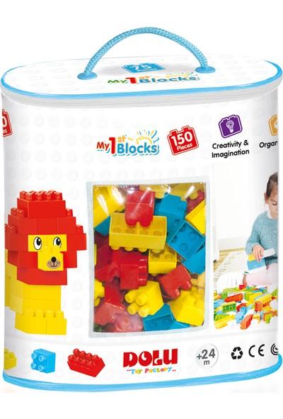 Dolu Deluxe Bloklar 150 Parça