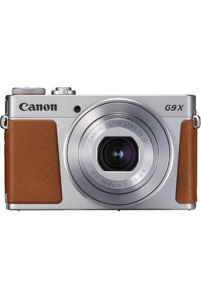 Canon PowerShot G9 X Mark II Dijital Fotoğraf Makinası