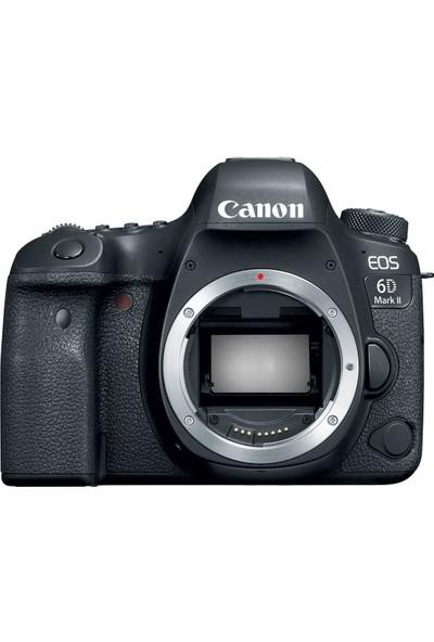 Canon EOS 6D Mark II Body Dijital SLR Fotoğraf Makinası (Canon Eurasia Garantili )