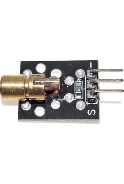 Bakay Laser Sensör Modülü - Arduino