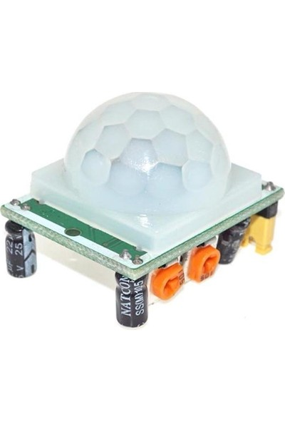 Bakay Hc-Sr501 Infrared Sensör Modülü - Arduino