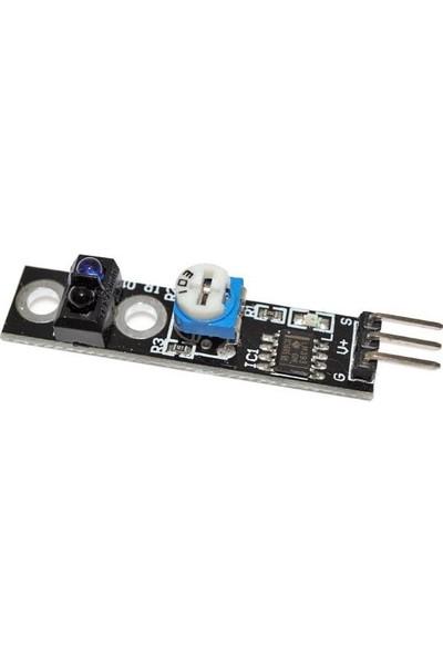 Bakay Çizgi Takip Sensör Modülü Tcrt 5000- Arduino