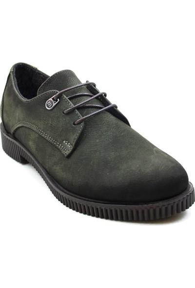 Mammamia 390-1 Kadın Deri Ayakkabı