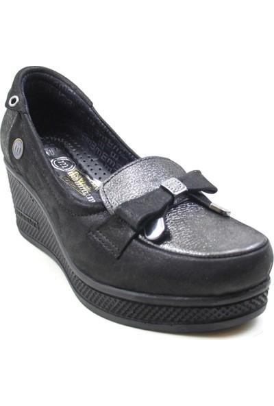 Mammamia 110 Kadın Deri Ayakkabı