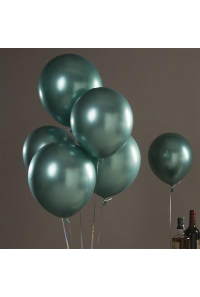 Partifabrik Krom Metalik Balon 5'Li