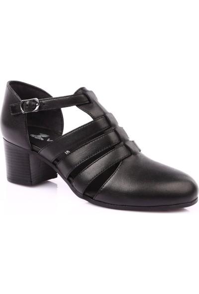 Venüs 1911906Y Kadın Günlük Ayakkabı Siyah