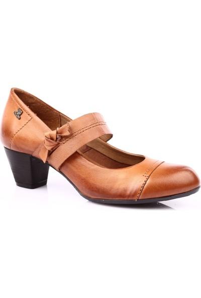 Venüs 1912601Y Kadın Günlük Ayakkabı Taba