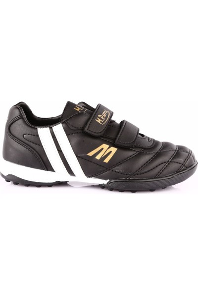 Mp Çocuk Filet 191-7374 Ft Halısaha Spor Ayakkabı Siyah