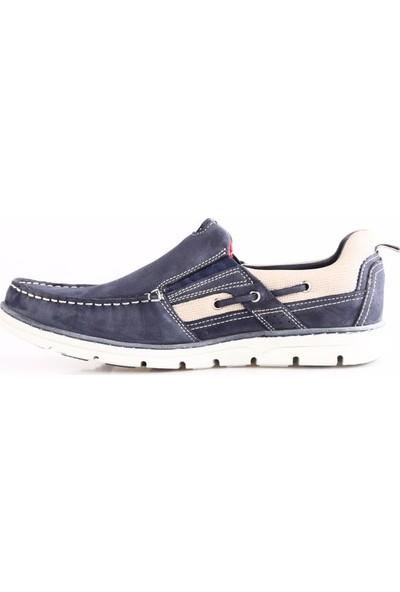 Greyder 11822 Erkek Mr Marıne Ayakkabı Lacivert