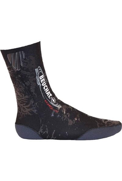 Beuchat Marlın Çorap 3 Mm