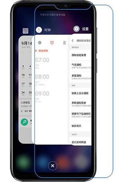 Microcase Meizu X8 Nano Ekran Koruma Filmi - Şeffaf