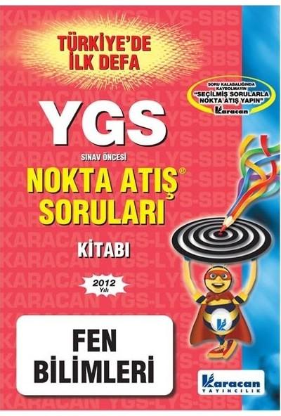 Ygs Fen Bilimleri Nokta Atış Karacan Yayınları