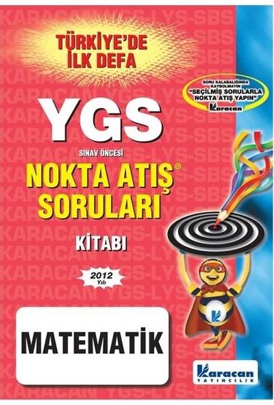 Ygs Matematik Nokta Atış Karacan Yayınları