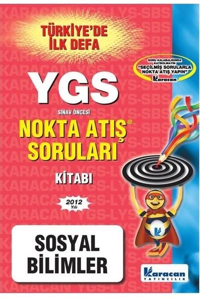 Ygs Sosyal Bilimler Nokta Atış Karacan Yayınları