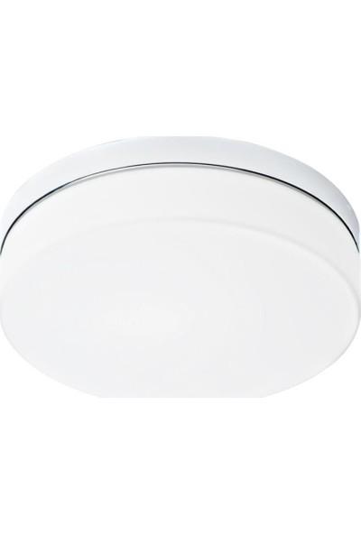 Oktay Aydınlatma Star 9830-1 Krom Renk 6500K Beyaz Işık 1600 Lm 20W Power Led Duvar Armatürü