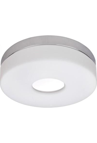 Oktay Aydınlatma Sky 8530-1 Krom 6500K Beyaz Işık 1600 Lm 20W Power Led Duvar Armatürü