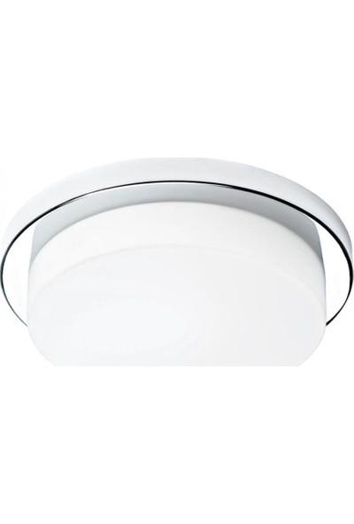 Oktay Aydınlatma Tigra 9640-1 Beyaz Renk 6500K Beyaz Işık 1600 Lm 20W Power Led Duvar Armatürü