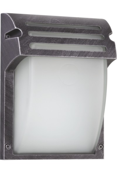 Sensa Marka Şovalye Model Alüminyum Enjeksiyon Döküm Aplik , Siyah Eskitme Renk