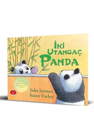 İki Utangaç Panda - Julia Jarman