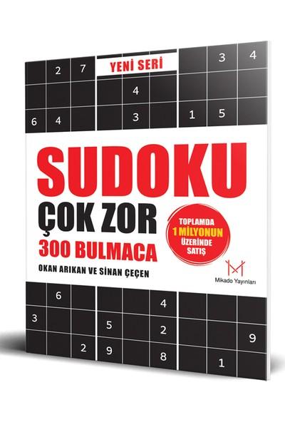 Sudoku Çok Zor :Yeni Seri - Sinan Çeçen
