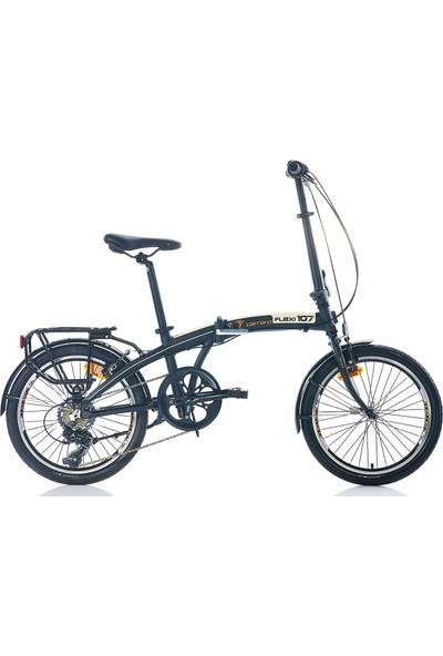 Carraro Flexi 107 Katlanır Bisiklet 20 Jant 7 Vites 2019 Model