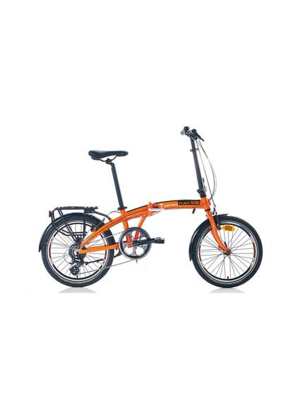 Carraro Flexi Katlanır Bisiklet 108 8 Vites 20 Jant 2019 Model