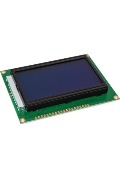 Bakay Lcd12864 128X64 Lcd Ekran Modülü - Arduino
