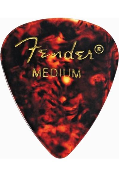 Fender 351 Shape Classic Picks Shell - Medium - 1 Adet Pena