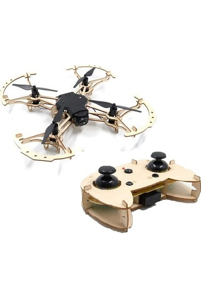 Diy Drone Ahşap Drone