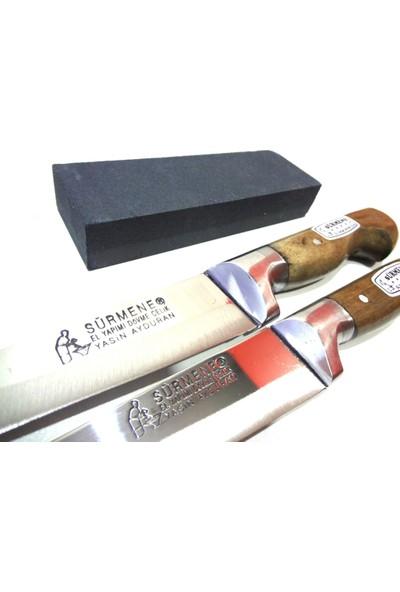 Sürmene Bilezikli Soğuk Mühür Mutfak Bıçak Seti 2'lı
