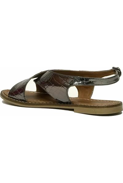 Tarçın Trc04-6002-54 Günlük Kadın Sandalet Ayakkabı
