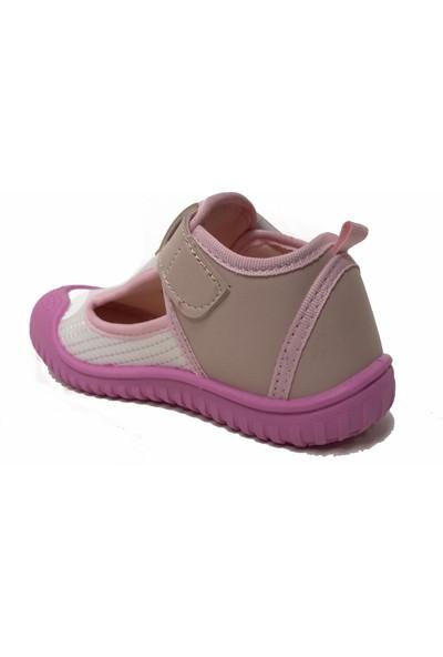 Gezer Trc22-2889 Günlük Çocuk Streç Cırtlı Spor Ayakkabı-Kreş Havuz Deniz