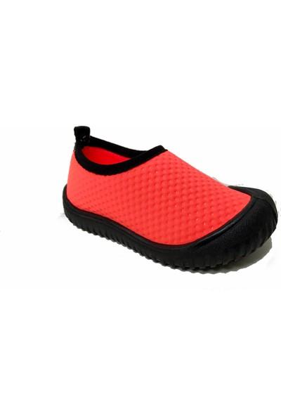 Gezer Trc22-2891 Günlük Çocuk Streç Spor Ayakkabı-Kreş Havuz Deniz
