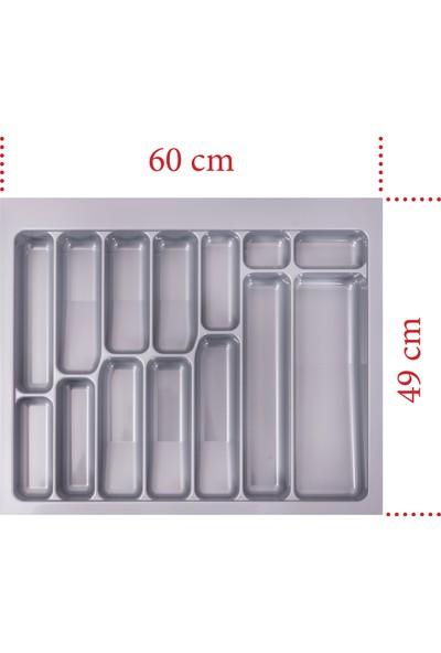 Netaks Çekmece İçi Kaşıklık 60 x 49 x 2.2 mm Yeni Model