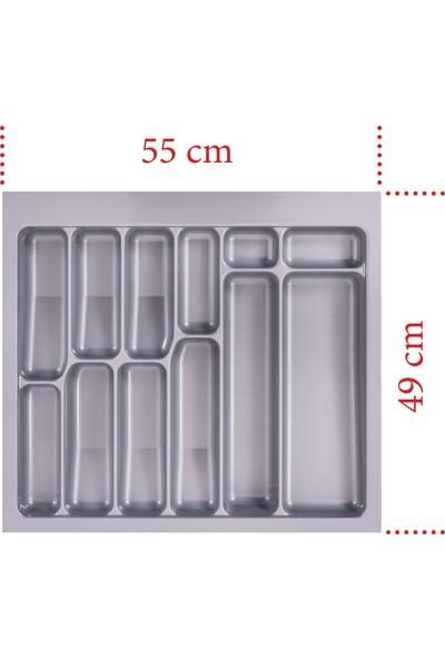 Netaks Çekmece İçi Kaşıklık 55 x 49 x 2.2 mm Yeni Model