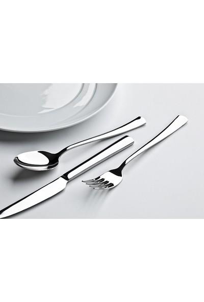 Lugga Nida 24 Parça 6 Kişilik Çatal Kaşık Bıçak Seti
