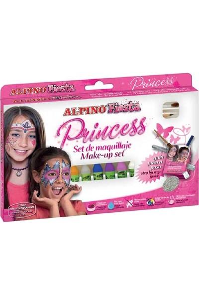 Alpino Yüz Boyama Seti Fıesta Princess Dl-010
